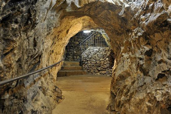 The Glengowla Mines are historic