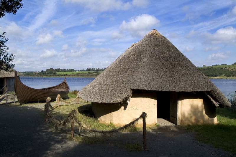 The Irish National Heritage Park is one of the top 10 things to see along the east coast of Ireland