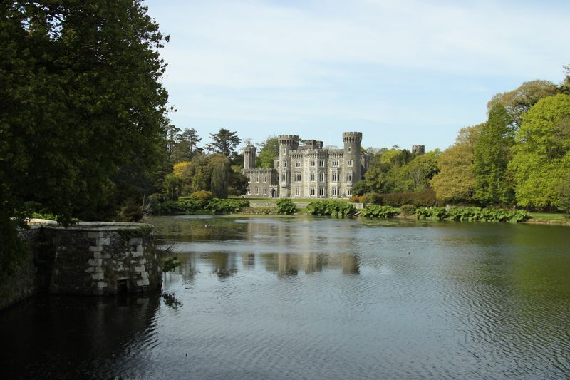Johnstown Castle Estate and Museum is home to 800 years of history.