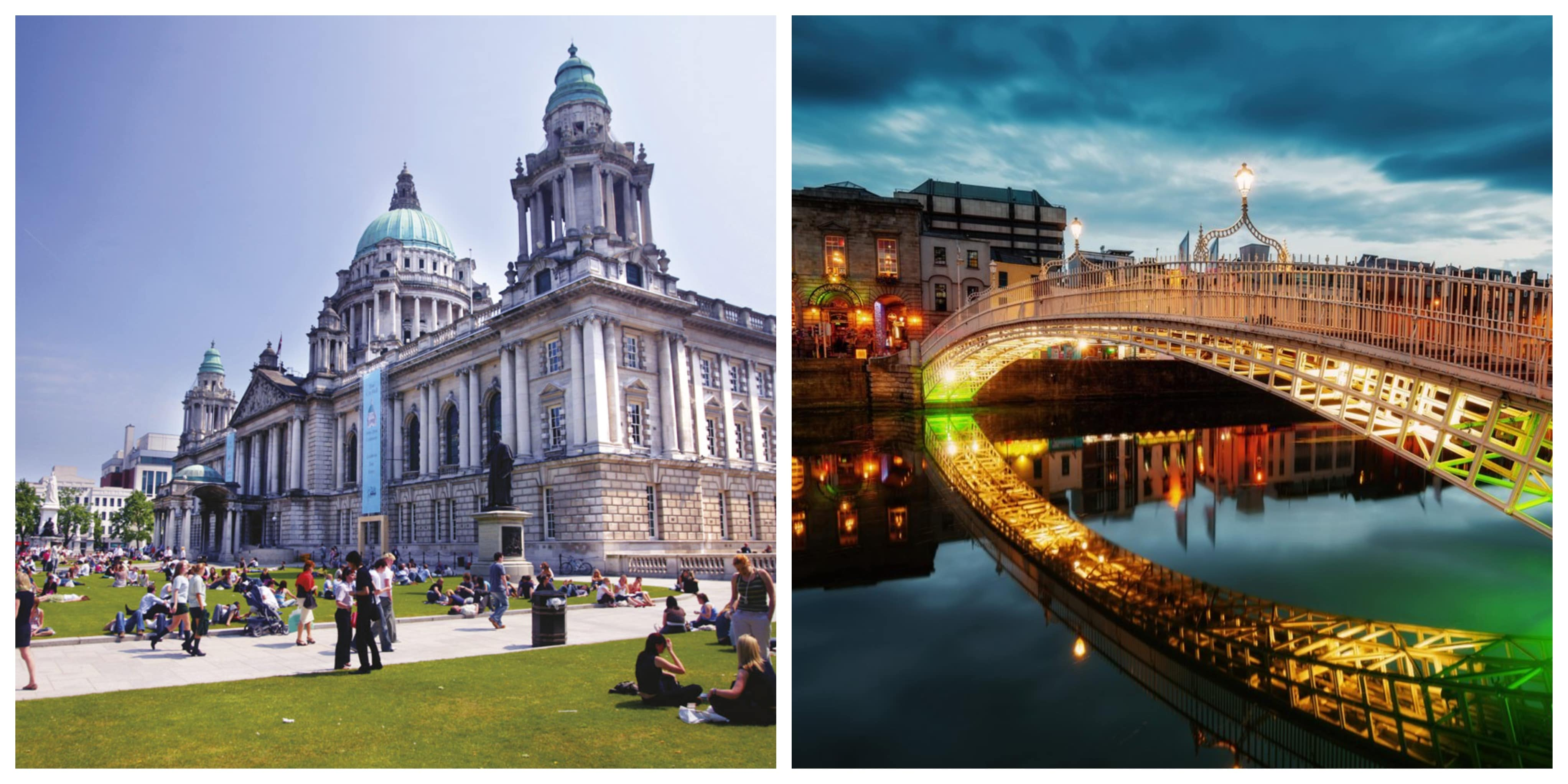 Northern Ireland vs. Republic of Ireland: Which place is Better?