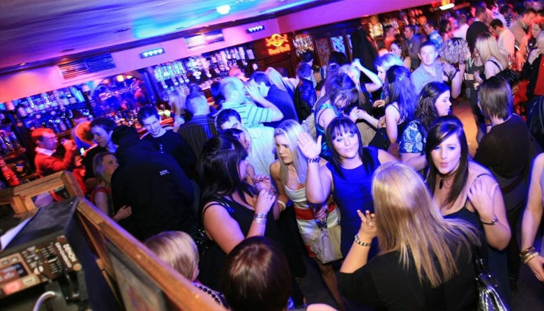 Student nightlife is on reason to study abroad in Ireland