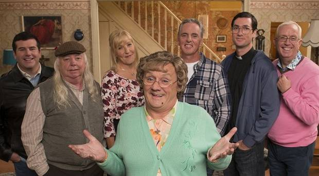 Father Ted vs  Mrs Brown's Boys: The Best Irish Sitcom?