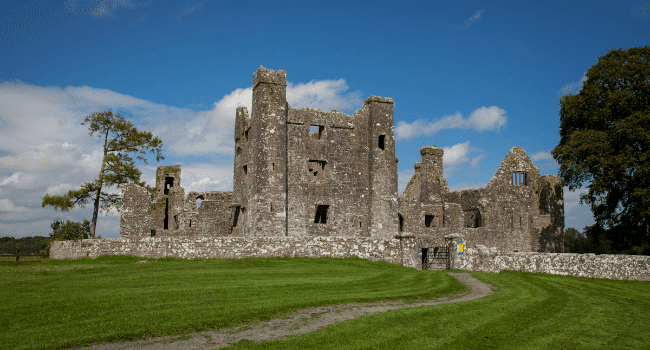 Bective Abbey is one of the top 10 medieval ruins in Ireland