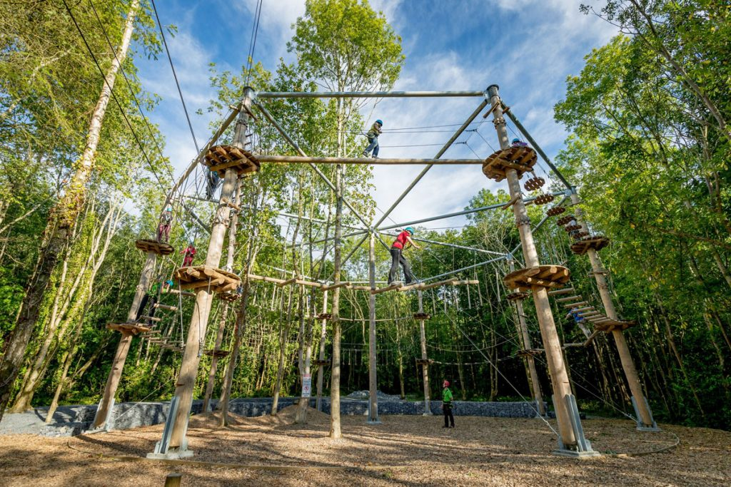Another of the top fun parks in Ireland is Castlecomer Discovery park in Co. Kilkenny.