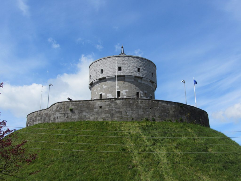 Millmount Fort is one of the top 10 things to do and see in County Louth