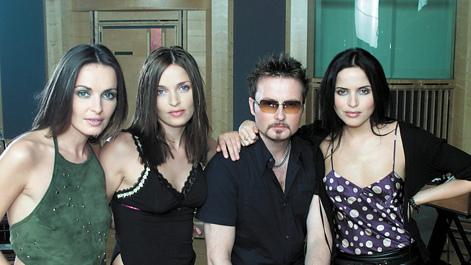 The Corrs are one of the most popular Irish bands ever.