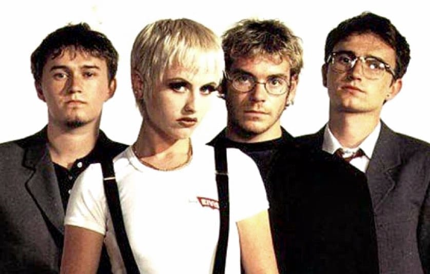 The Cranberries are one of the most popular Irish bands ever.