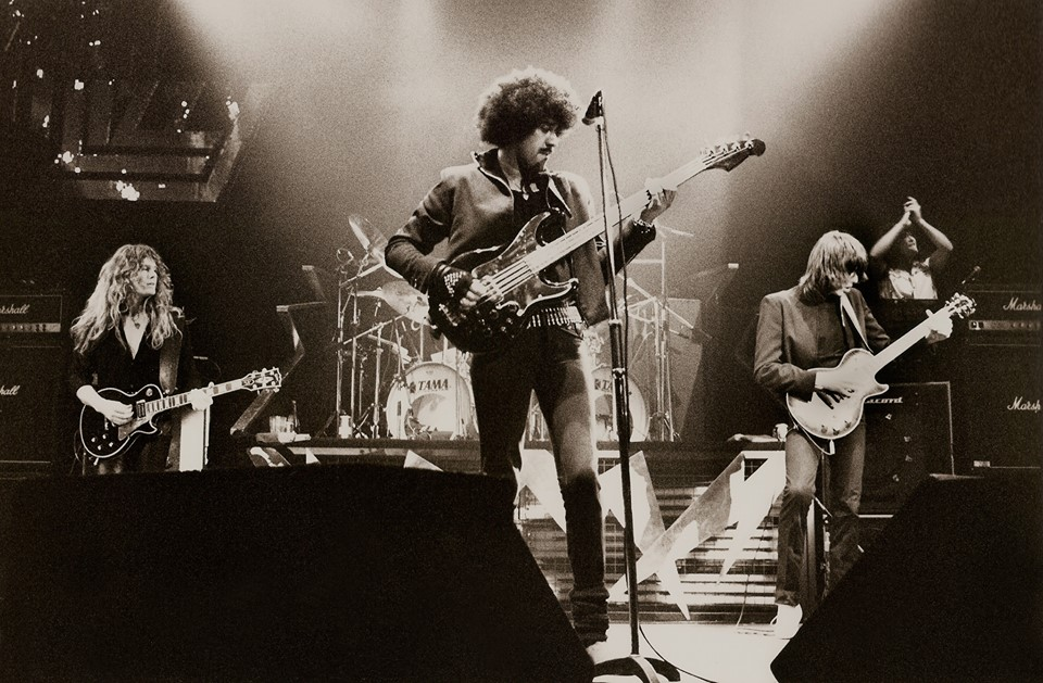 Thin Lizzy are one of the most popular Irish bands ever.