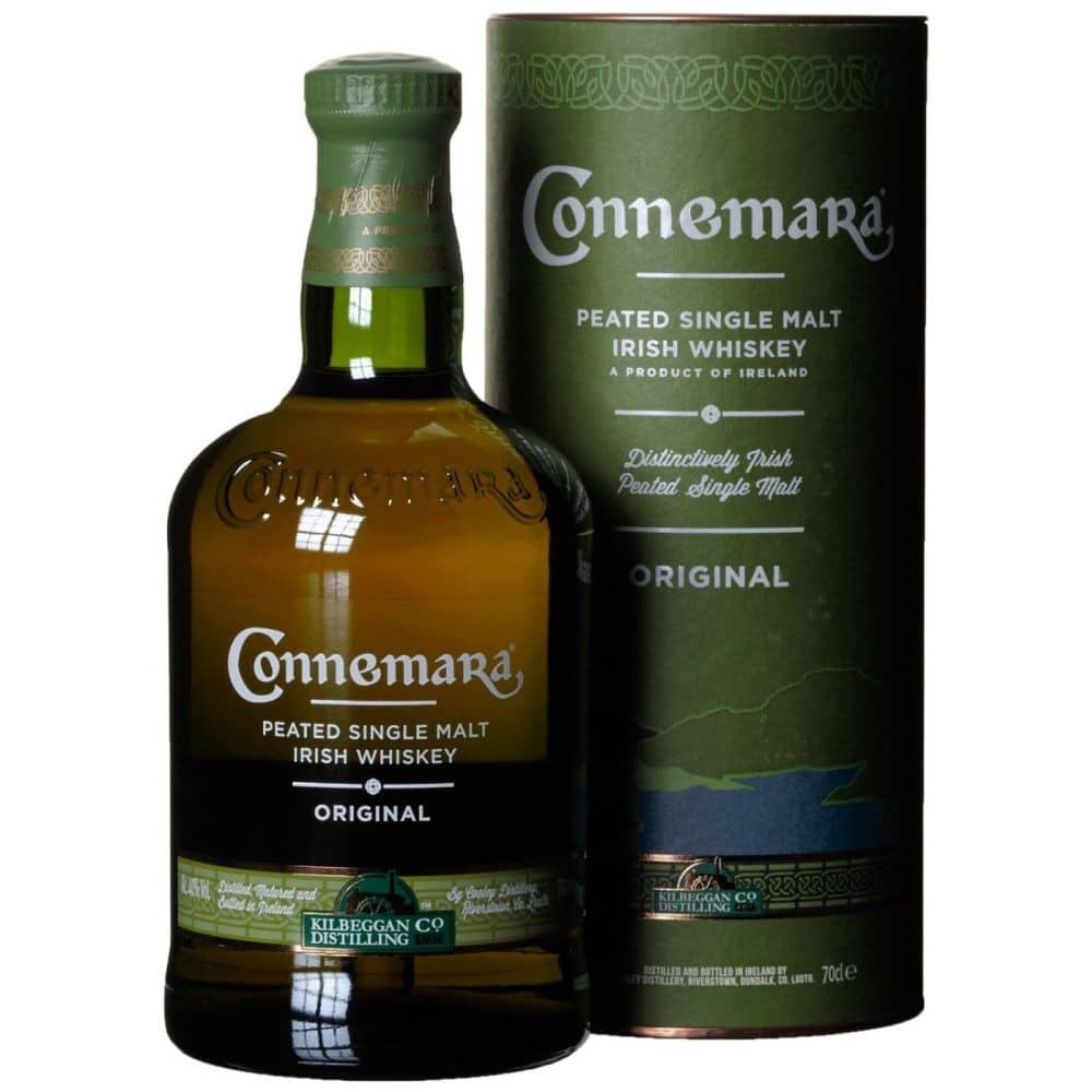 Connemara Peated Single Malt is another of the best Irish whiskeys.