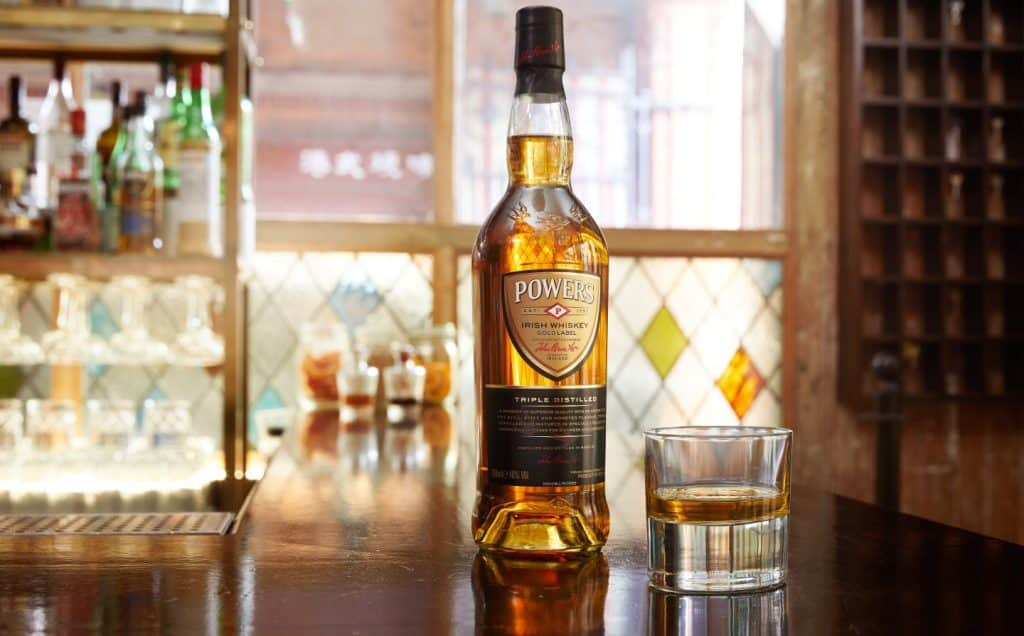 Another of the best Irish whiskey in Ireland is Powers Gold Label 12 Year Old Special Reserve.