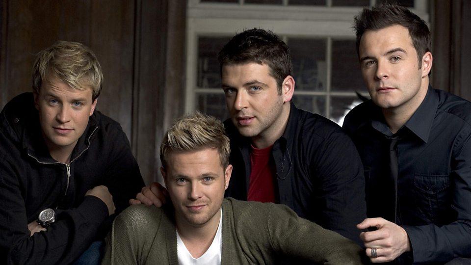 Westlife is a popular boy band in Ireland