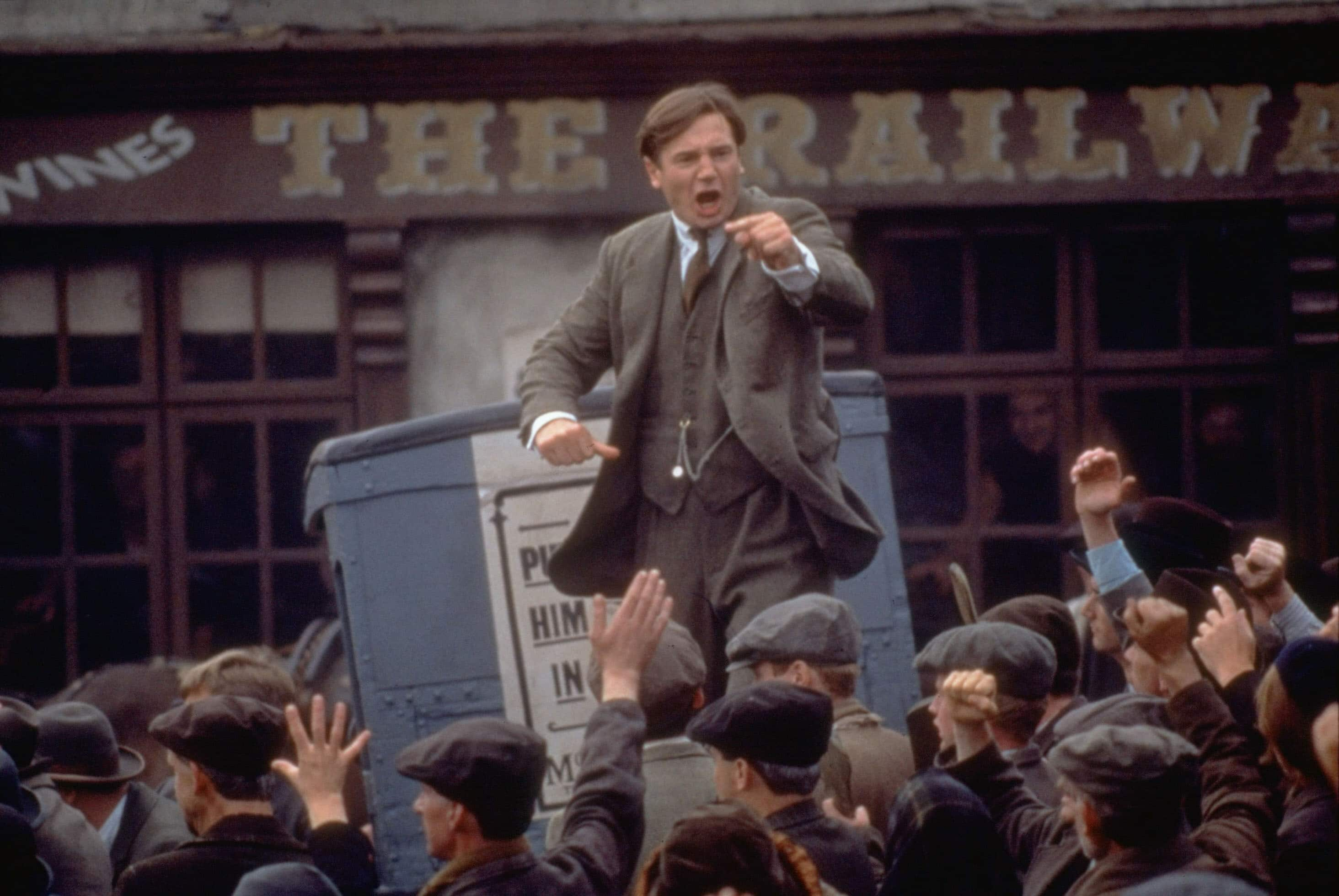 Michael Collins is one of the best movies about Ireland.