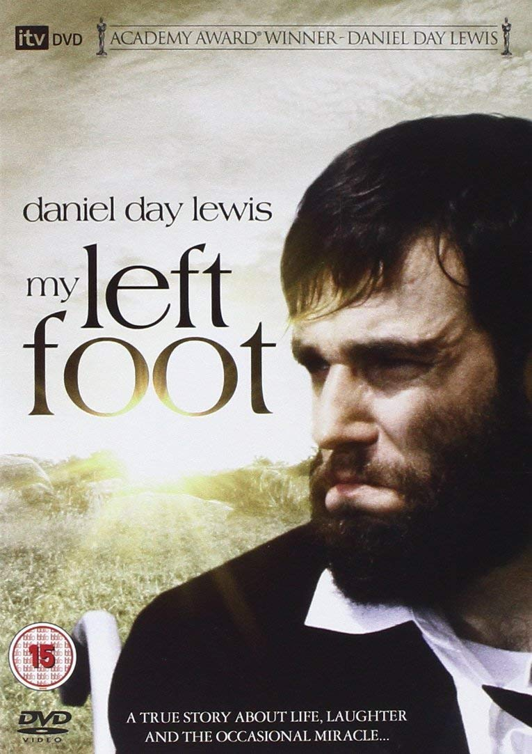 My Left Foot: The Story of Christy Brown is an inspiring Irish film.