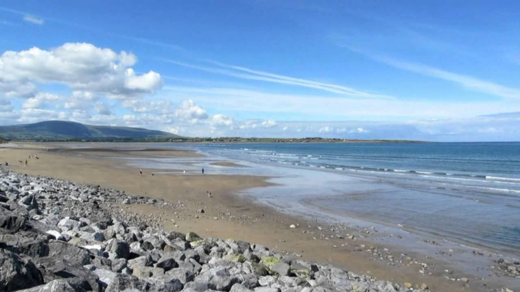 Strandhill Beach in County Sligo