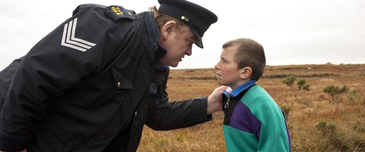 The Guard is a classic Irish comedy film.