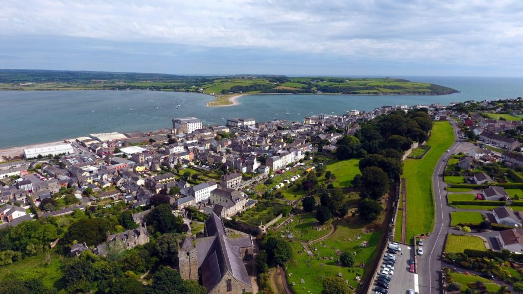 Youghal is another of the best of Ireland coastal towns.
