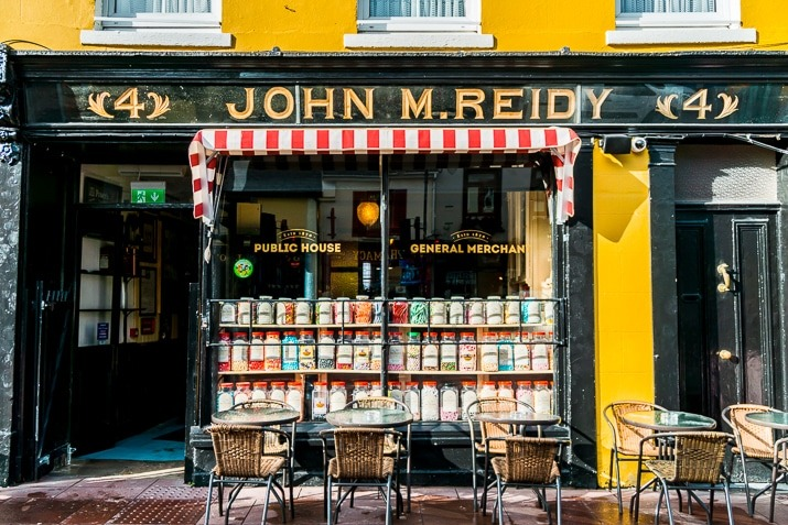 John M. Reidy is truly one of the top best pubs in Killarney.