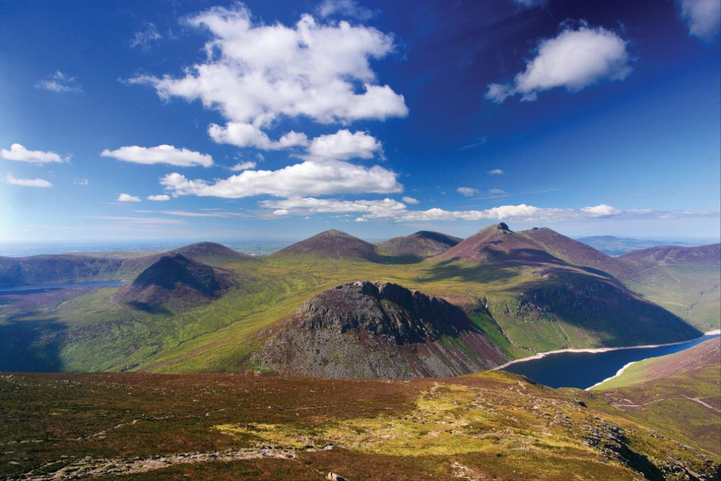 County Down holds the Mourne Mountains (1 fascinating fact about every county in Ireland)