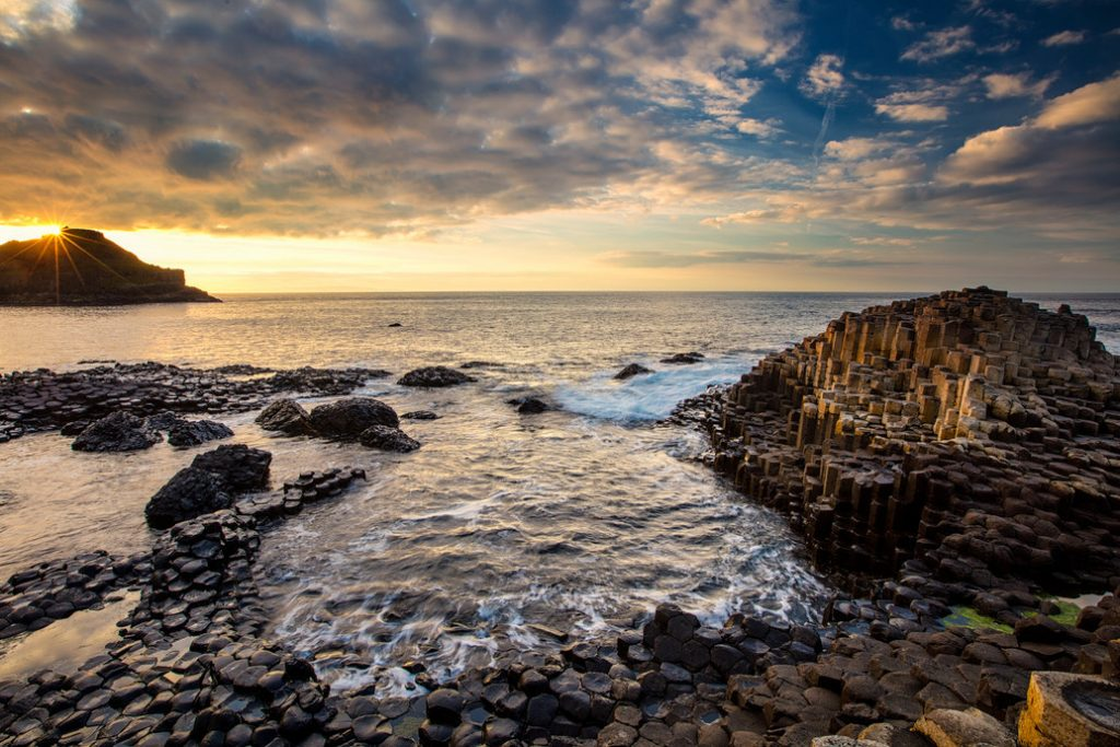 The Giants Causeway is another of the best things to do in Ireland.