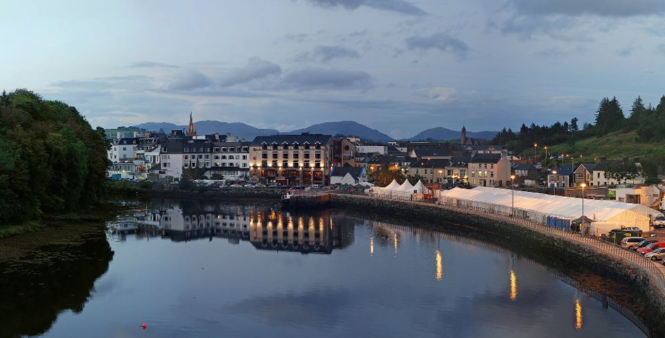 Another of the best seaside towns in Ireland is Donegal Town in Donegal.