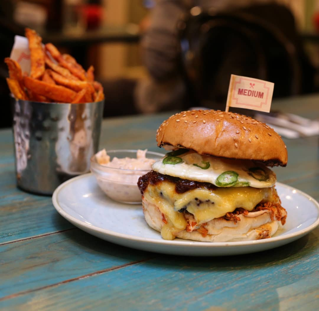 5 Burger Places You Need To Visit In Dublin