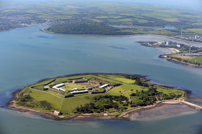 Spike Island is another of the top things to do in Cork Ireland.
