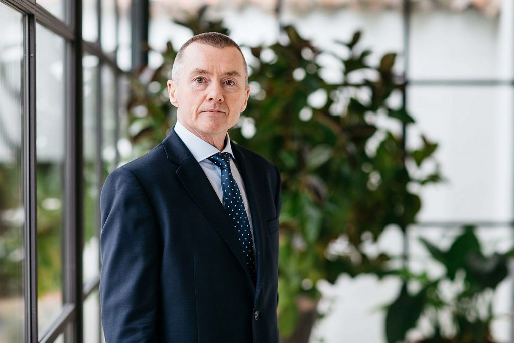 No top Irish entrepreneurs list is complete with Willie Walsh.