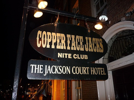Copper Face Jacks is one of the 10 best late bars in Dublin
