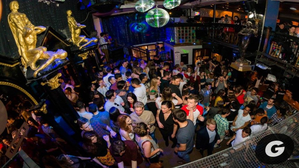 The George is Dublin's most-loved gay bar, one of the top places to get the shift in Dublin.