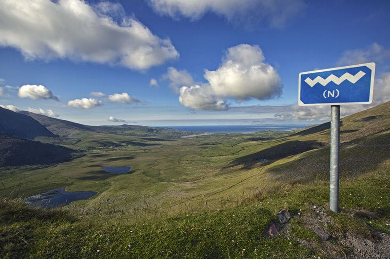 A drive along the Wild Atlantic Way is one of the best things to do in Donegal.