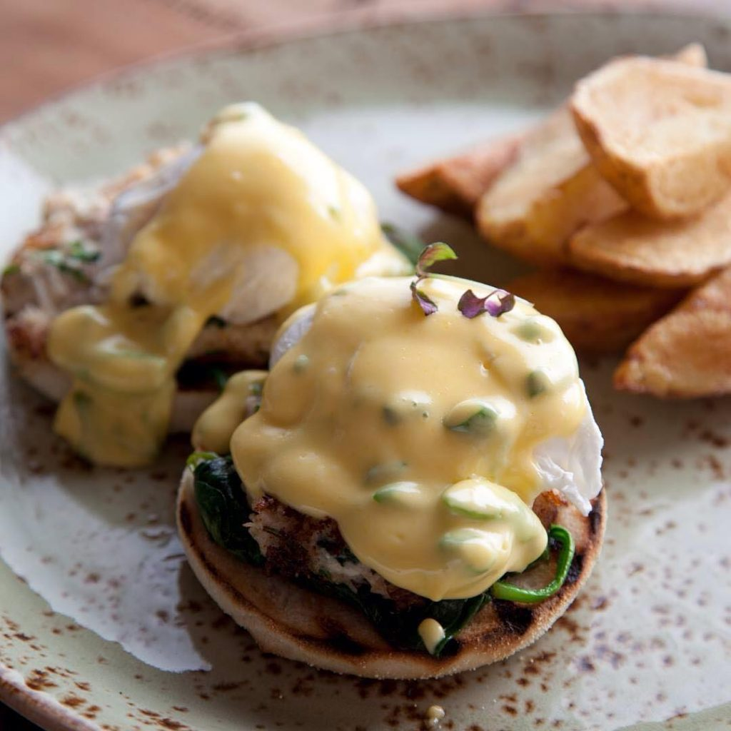 Another of the best breakfasts in Dublin has got to be Whitefriar Grill, it's got delicious options.