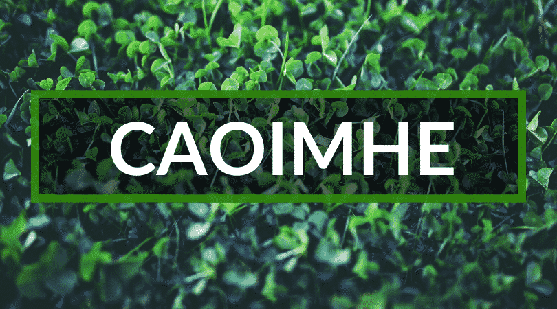 While unique and special, Caoimhe is another of the hardest to pronounce Irish first names.