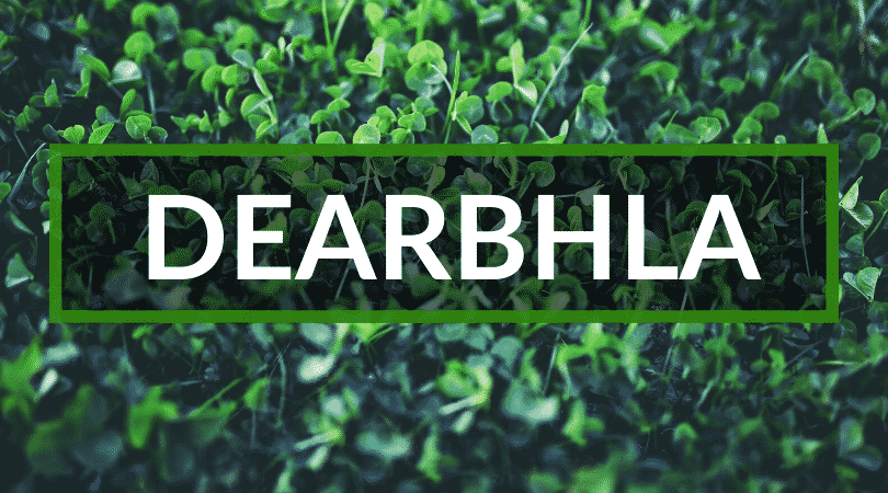 Dearbhla is another of the top hardest to pronounce Irish first names as well as being one of the weird Irish names.