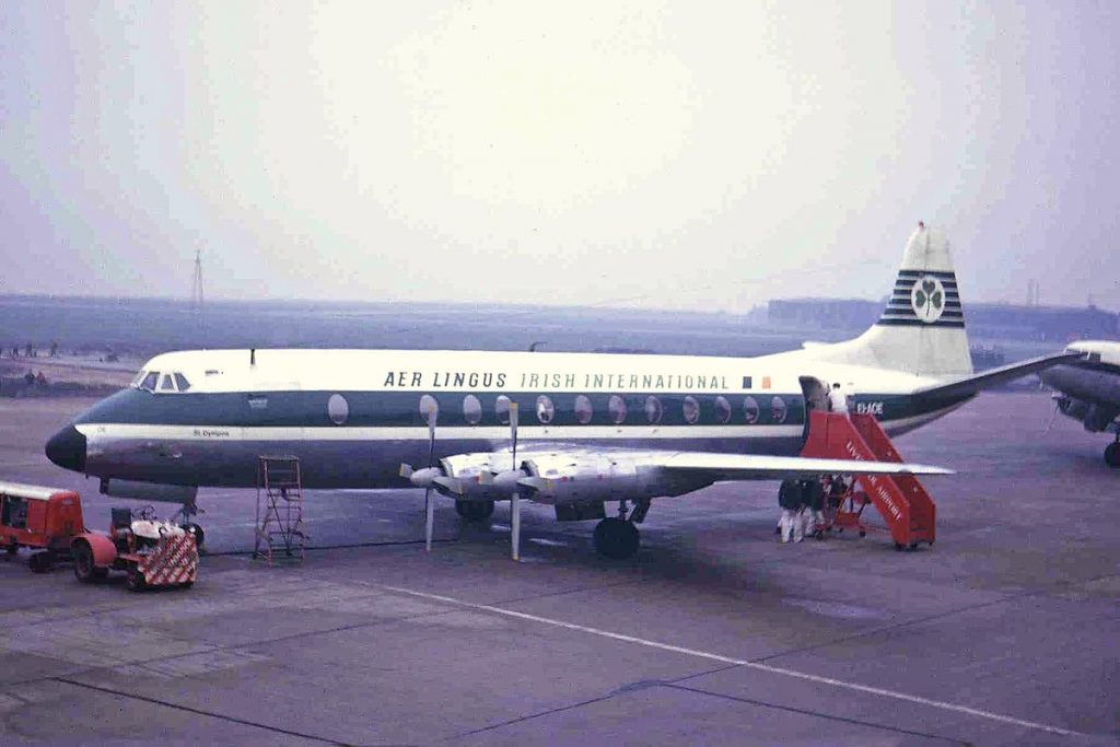 The tale of Aer Lingus Flight 712 is a mysterious tragedy.