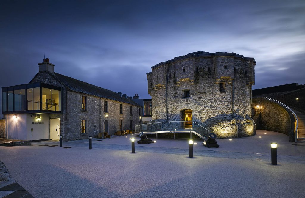Athlone Castle us another of the top best things to do in Westmeath.