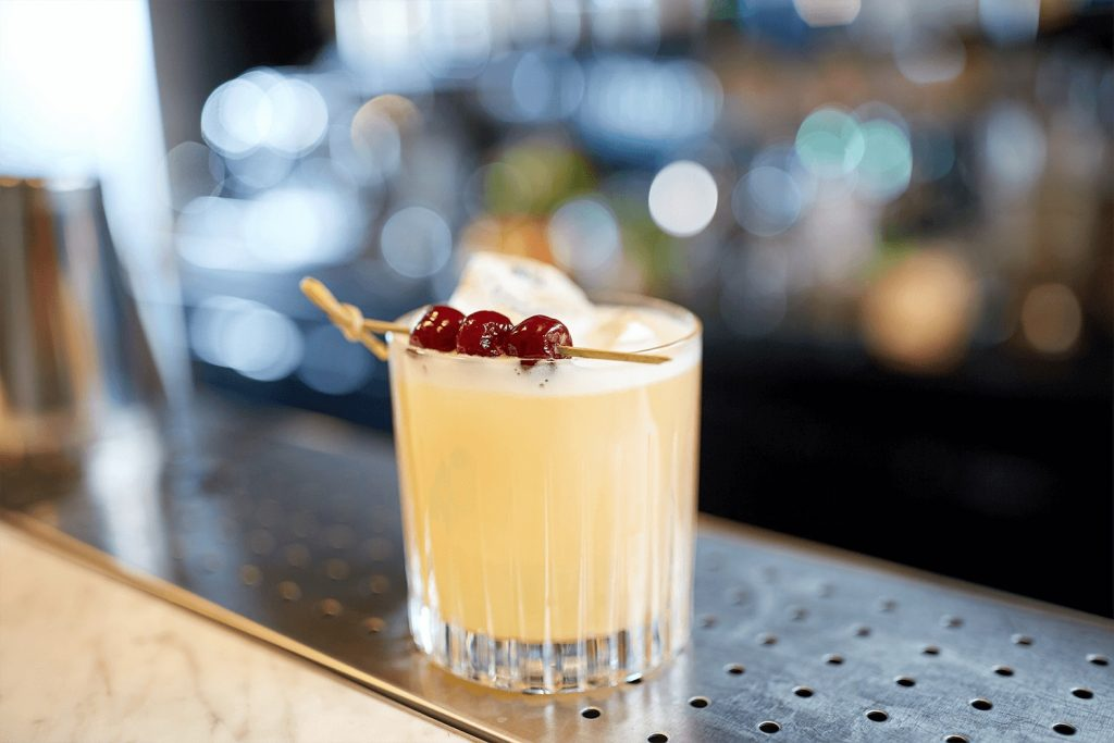Any student's looking classy cocktails, check out Capitol on Aungier Street.