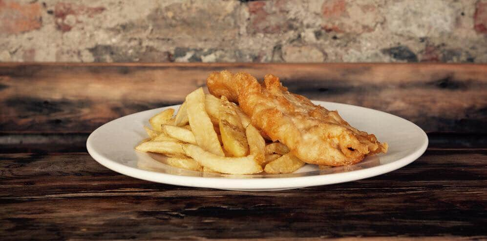 Fish Shop is one of the five best places for Fish and Chips in Dublin.