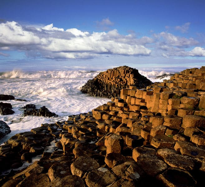 Want to know the best place to visit in every county of Northern Ireland? In Antrim we recommend the Giant's Causeway