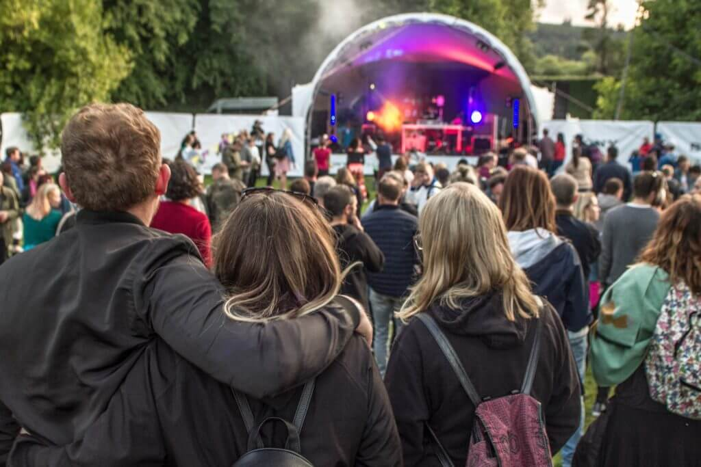 Groove Festival is a great music festival for the whole family.