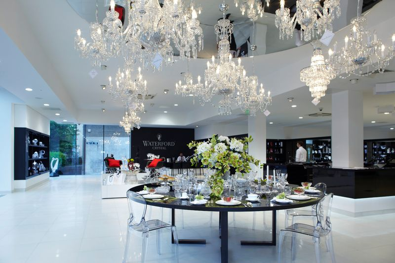 House of Waterford Crystal is one of the 10 best things to see along the south coast of Ireland