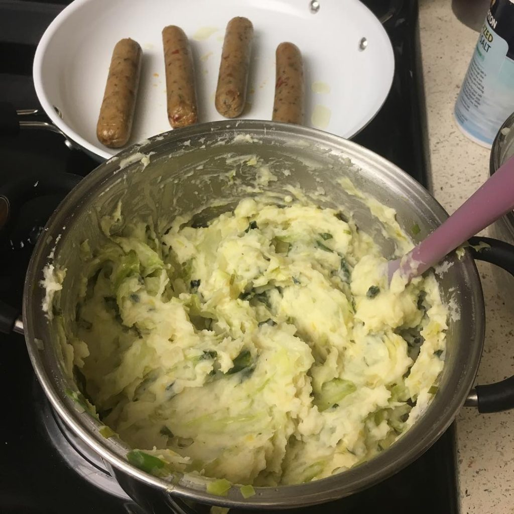 Colcannon is another of the top meal from Irish cuisine you need to try.
