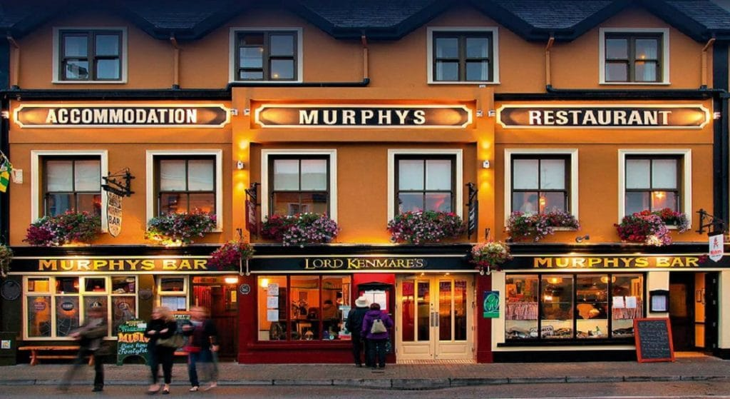 Murphy's Bar is another of the best pubs in Killarney, be sure to check it out.