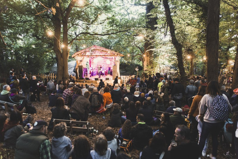 Vantastival is another of the top events happening in summer.