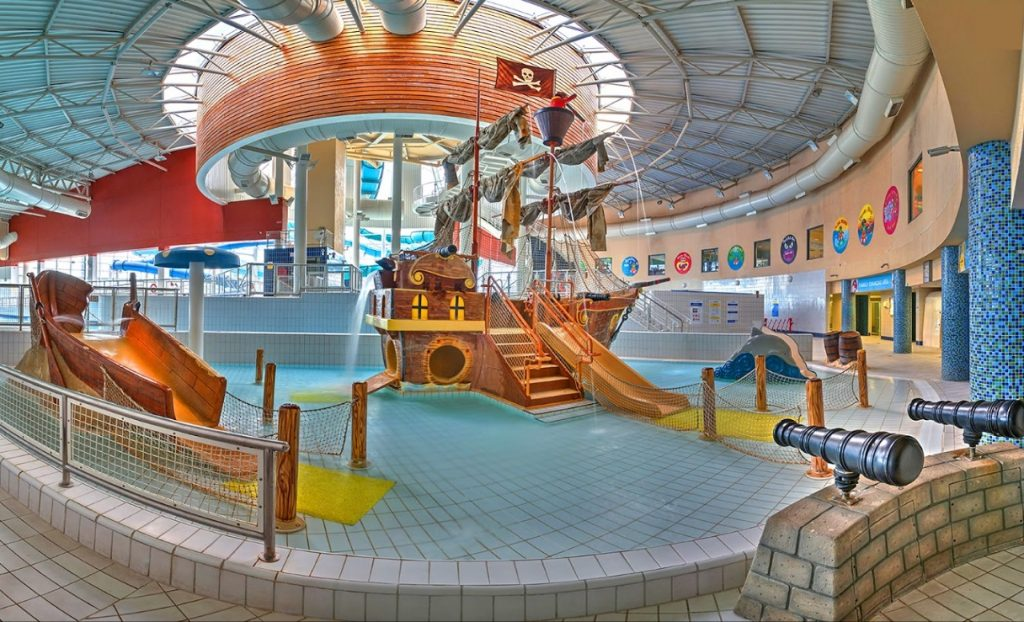 AquaZone is one of the top 10 things to do in Dublin for families
