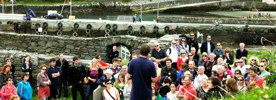 Cape Clear Storytelling Festival is a great event to learn something new.