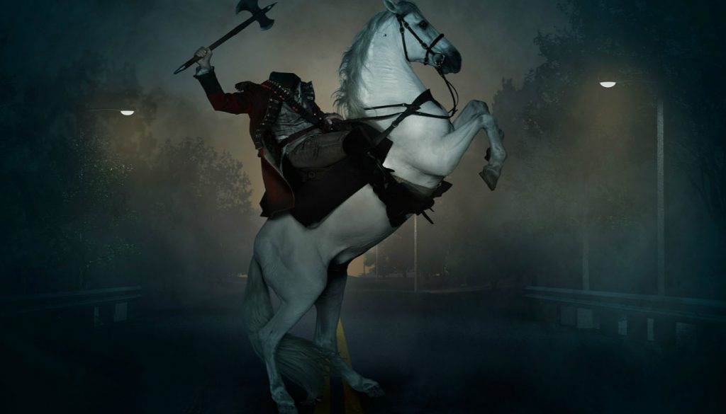 The Dullahan is one of the top myths and legends from Irish folklore.