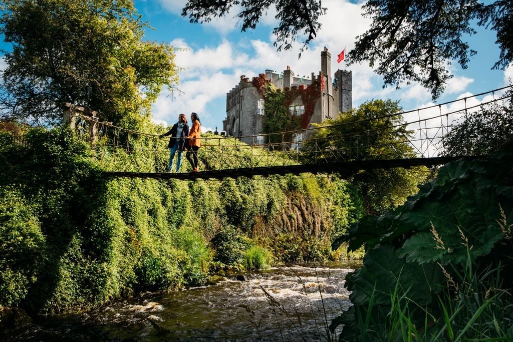 Our two-day Offaly itinerary includes a visit to Birr Castle and Gardens