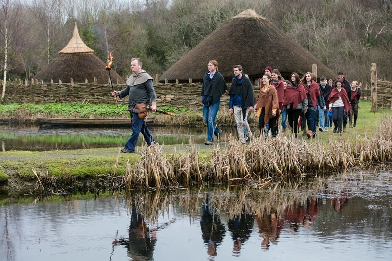 The Irish National Heritage Park is another if the top best things to do in County Wexford.