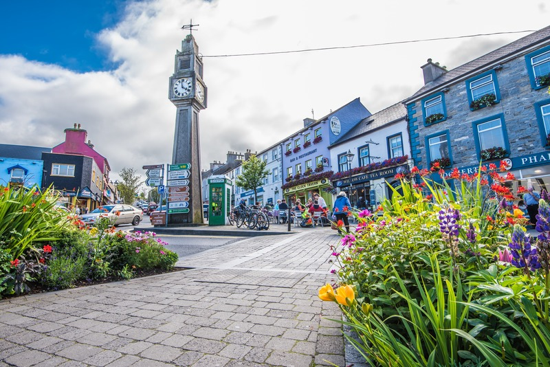Westport is one of the best towns to visit in Ireland.