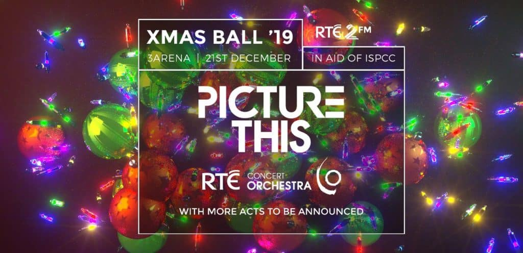 The 2019 2fm Xmas Ball in Dublin is going to be a blast